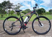 bicicleta elétrica ou kit| exclusivos modelos.