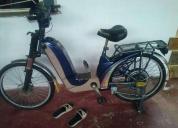 Vende se uma bicicleta eletrica  - 2012.aproveite!