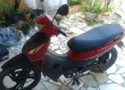 Excelente moto bull completa  - 2013