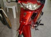 Vendo linda moto para vende barato  - 2012