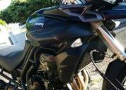 Moto triumph tiger 800xc  - 2014 em excelente estado