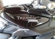 Vendo triumph tiger  - 2014