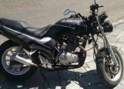 Oportunidade! motocicleta green sport  - 2007
