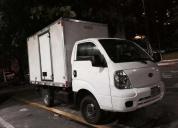 Hermoso kia bongo 2500 hd sc 2011 diesel  - 2012