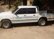 Excelente mazda b-2500 v/t moto ou carro  - 1999