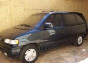 Mazda mpv mini van 7 lugares