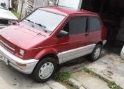 Vendo gurgel supermini  - 1992