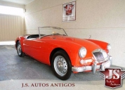 Mg a 1960 roadster. aproveite!.