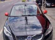 Volvo c30 2.0 145cv rodas interior vermelho
