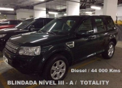 Land rover freelander2 sd4