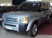 Excelente land rover discovery3  - 2007