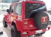 Oportunidade!. troller t-4 4x4 2.8 turbo diesel mwm  - 2004