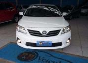 Toyota corolla xei automático - gnv quinta geração  em excelente estado