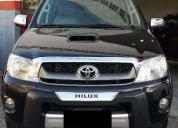 Toyota hilux 2011 aut. diesel