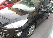 Excelente peugeot 408 griffe 2.0 automático  - 2012
