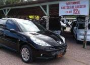 Excelente peugeot 207 1.6 xs aut. completo  - 2011