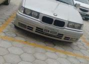 Excelente bmw 325i 2.5 6cc automática  - 1992