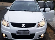 Excelente suzuki sx4 awd 2010 - manual  - 2010