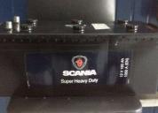 Vendo excelente bateria usada semi nova 12v 180 amperes