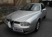alfa romeo 156 sport wagon 2.0 16v 2002. contactarse.