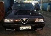 excelente alfa romeo 164  - 1991