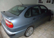 Excelente seat cordoba 2000 - vw polo sedan  - 2000