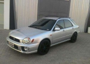 Vendo subaru impreza 2.0 gx sw 4x4 at  - 2002