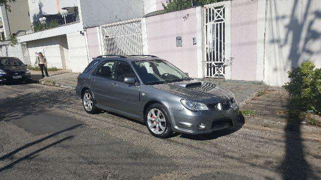 Oportunidade! subaru impreza wrx sw 2.5 turbo  - 2007
