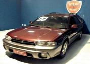 Oportunidade!. legacy gx 2.5 4x4 aut.  - 1998