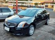 Nissan sentra 2.0 2011/2012, bem novo