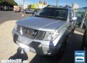 Nissan frintier 4x4 diesel