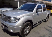 Aproveite! nissan frontier  - 2013