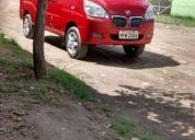 excelente shineray mini van 2012  - 2012