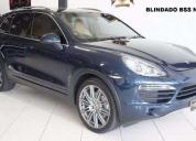 Porsche cayenne 4.8s blindada nivel 3  - 2011. contactarse.