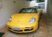 Porsche cayman 2008 raridade impecável