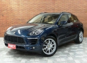 Porsche macan 3.0 s 24v v6 gasolina  - aproveite!.