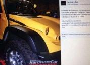 Excelente jeep stark prototico  - 2012