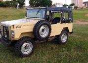 Excelente jipe jeep cbt javali impecável  - 1991