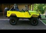 Jeep javali 4x4 reduzido diesel, troco por hilux frontier l200 até 65.000 em excelente estado