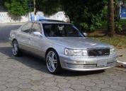 Lexus ls 400 1991 manual chave reserva