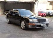 Lexus ls 400 (ls400) v8 95 preto / top de linha
