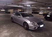 Mercedes-benz cls-63 2009 impecavel troco por carro moto jet de menor valor  em excelente estado