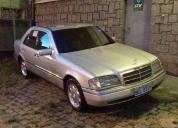 Mercedes-benz c-220 raridade