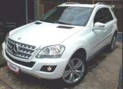 Excelente mercedes-benz ml-350  - 2011