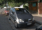 Vendo mercedes-benz classe a 160 envelopada 3000.