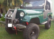 Excelente jeep willys 1962