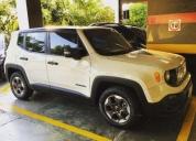 Excelente  jeep renegade sport com personalização do trailhawk  - 2016