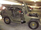 Excelente jeep militar