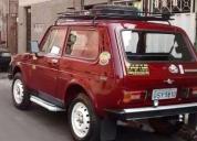 Excelente jeep lada niva 1600  - 1991