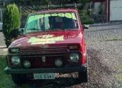 Excelente lada niva 2.2 diesel  - 1991